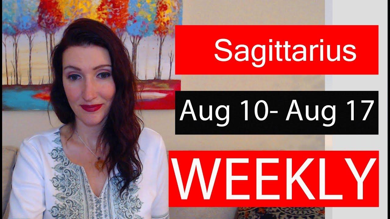 sagittarius love horoscope weekly 17 to 23 by tarot