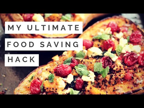 My Number One Food Saving Tip