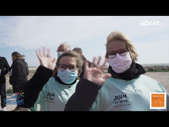 RUN my UPVD 2021_Equipe Communauté de communes Sud Roussillon_vidéo réalisée par TVCAT