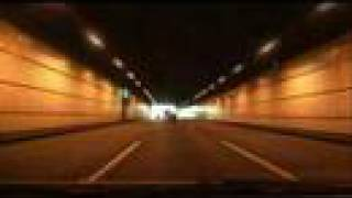 Morning drive in Tokyo 03 -早朝の首都高湾岸線(東行き編)-
