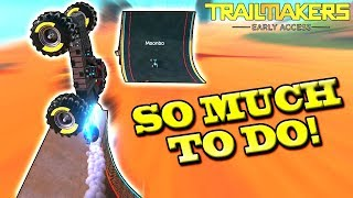 THIS GAME GOT 20x MORE AMAZING! [PLAY NOW FREE] - Trailmakers Multiplayer Gameplay Ep1