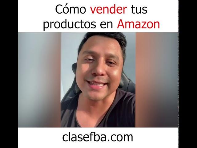 Como vender tus productos en amazon