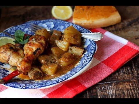 poulet-en-sachet-cuisson-au-four,-recette-facile-pour-tous-les-jours
