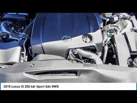 2015 Lexus IS 250 COSTA MESA,NEWPORT BEACH,HUNTINGTON BEACH,IRVINE 0P074404