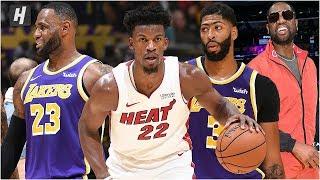 Miami Heat Vs Los Angeles Lakers   Full Game Highlights   November 8, 2019   2019 20 Nba Season