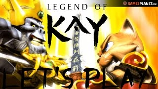 Legend Of Kay Anniversary #1 [FR.HD]