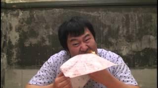 ロッテリアのエビバーガーを食べていたら美味しすぎて笑いが止まりませ...