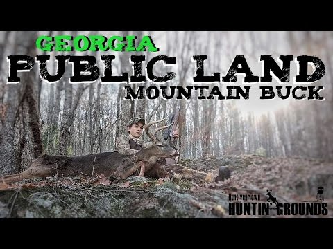 Public Land Buck Hunt In Georgia Mountains  S7  #49