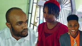 Father Scold Daughter For Going To Church | Fry Irish