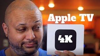 apple tv 4k review 2018 best 4k hdr streamer?