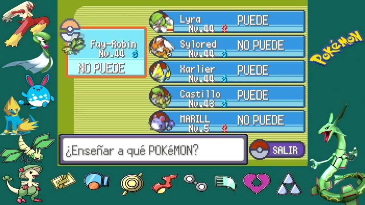 Pokémon Esmeralda Cap 17: La calle victoria. - YouTube