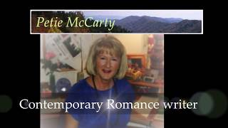 Video Highlights of Author Petie McCarty -2016