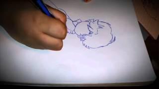 Chibi Sherlock Holmes Drawing 💞
