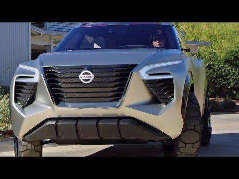 Nissan Xmotion 2018 Next Gen Nissan SUV