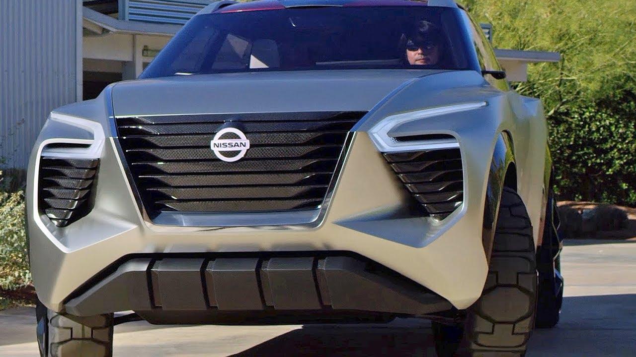 Nissan Xmotion (2018) Next-Gen Nissan SUV - Dauer: 4 Minuten, 10 Sekunden