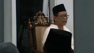 KH Munif Zuhri 2016 12 29 Malem Jumat Wage | Khoirul Imdad