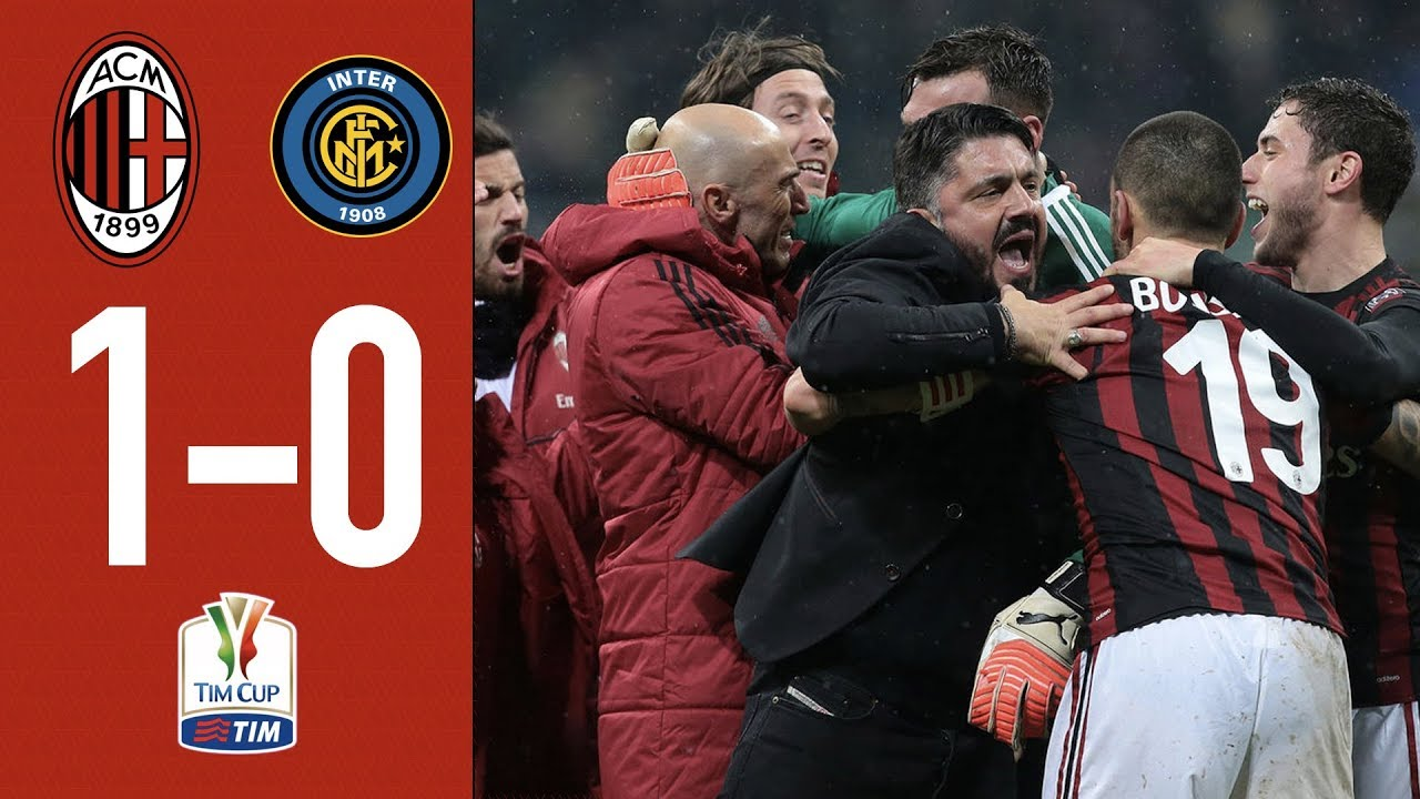 Download Cutrone the extra-man: the Derby is ours