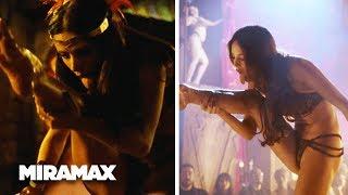 Salma Hayek & Eiza González Side by Side 'Santánico Pandemonium's Snake Dance' (HD)