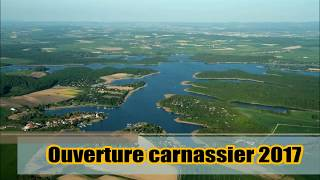 Ouverture carnassier 2017 : Étang du stock, Langatte