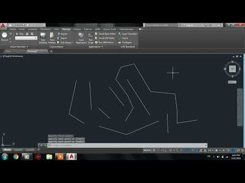 How to Calculate the Total Length of Multiple Lines in Autocad | Seventeen CivilianZ