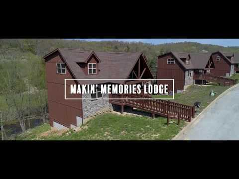 Makin Memories Lodge - 6 Bed 6 Bath Vacation Rental Near Branson, MO And Silver Dollar City!