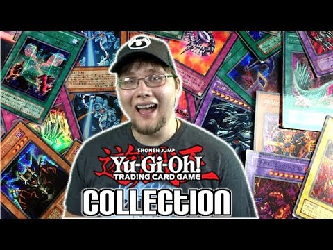 I BOUGHT A YU-GI-OH JAPANESE COLLECTION
