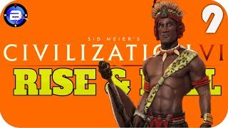 Video PEACE AT LAST!! ▶Civilization VI RISE & FALL FULL RELEASE◀ EP9 Civ 6 Rise and Fall Gameplay download MP3, 3GP, MP4, WEBM, AVI, FLV Maret 2018