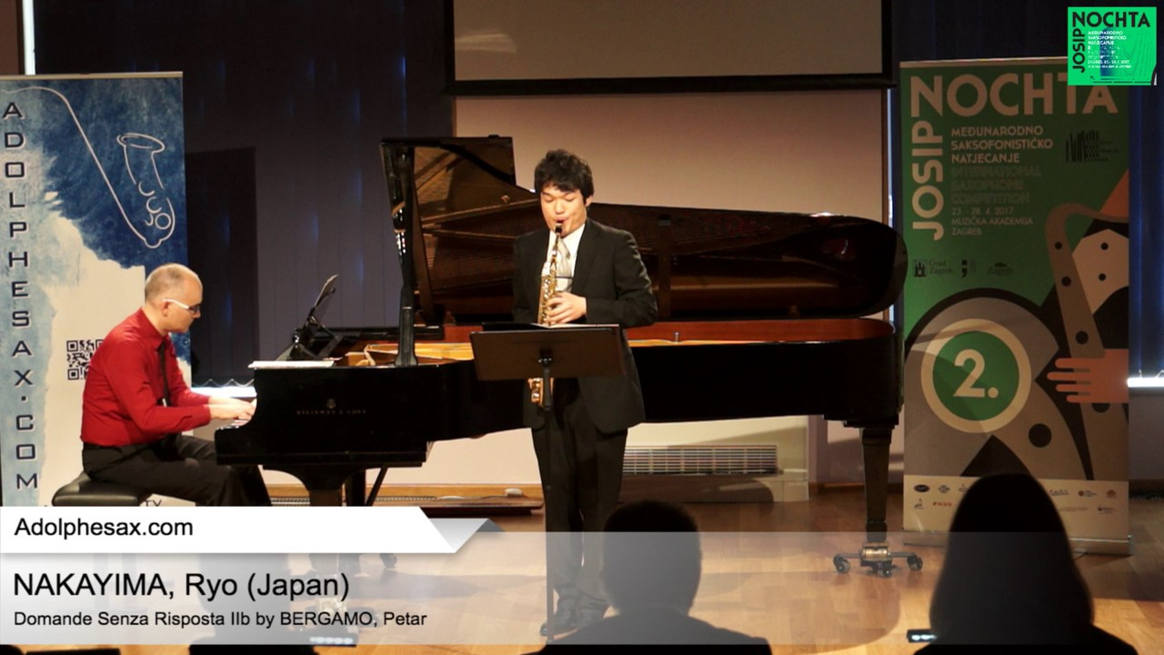 Domande senza risposta IIb by Petar Bergamo – NAKAJIMA, Ryo (Japan)