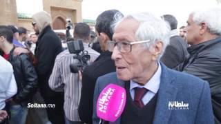 الممثل المغربي عزيز موهوب يعدد خصال المرحوم حسن الجندي