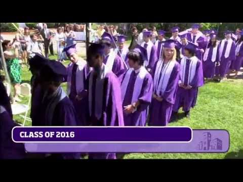 Cushing Academy - Graduation 2016