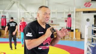 Учебно-тренировочный лагерь ММА. Школа бокса. Часть 2.
