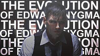 -The Evolution Of Edward Nygma - Gotham - (1x01-4x22)