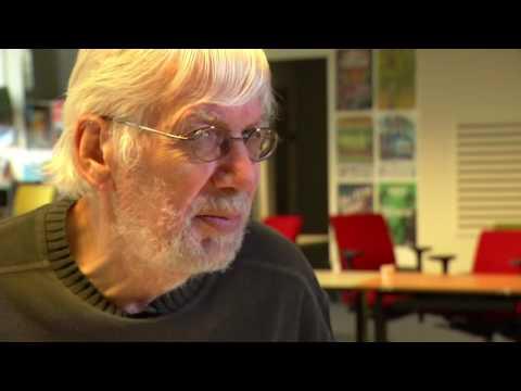 Hoofdgast bij Studio de Witt, striptekenaar Martin Lodewijk