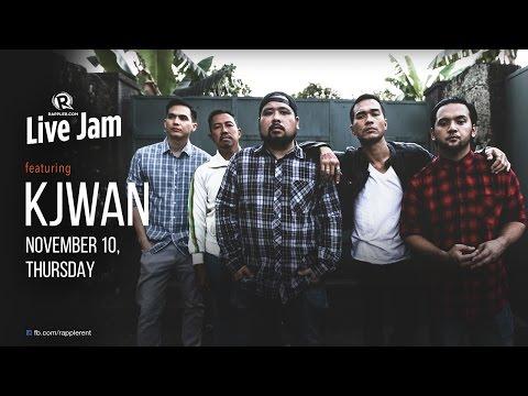 Rappler Live Jam: Kjwan