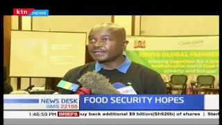 Kenyan is moving towards a food secure state