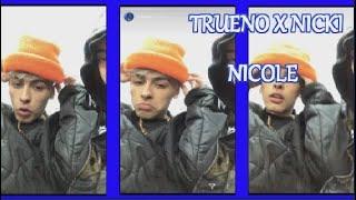 TRUENO Ft. NICKI NICOLE