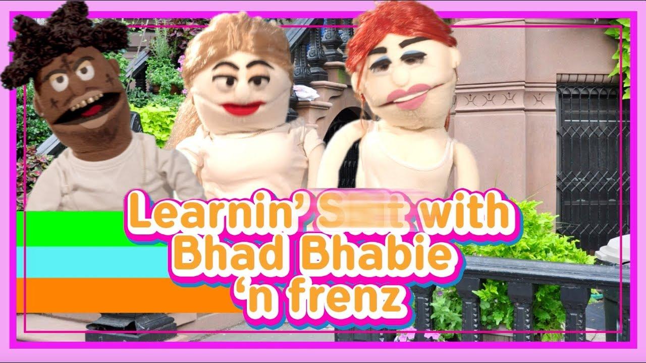 "BHAD BHABIE feat. Kodak Black ""Bestie"" (Official Puppet Lyric Video) | Danielle Bregoli - Bestie puppet lyric video"