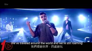 Lukas Graham - 7 Years 中文歌詞