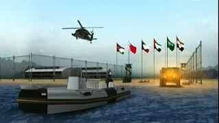إنطلاق فعاليات التدريب المشترك ( درع العرب - 1)  بقاعدة محمد نجيب العسكرية