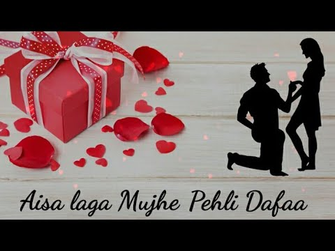 Aisa lage Mojhe Pohl Dafam❤ Mohabbatein Female Voice Dialogue WhatsApp status video Love Story ❤❤❤❤❤