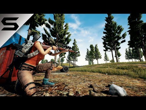 Road to 200! PlayerUnknown\'s BattleGrounds! PUBG! Solo! Duo! Squad! Live Stream!