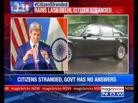 Did you come in boats, asks John Kerry at IIT Delhi- Property News
