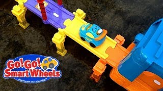 Download Smart Wheels City: Our Longest Smart Wheels Bridge EVER! (Vtech Go! Go! Smart Wheels Toys) Mp3 and Videos