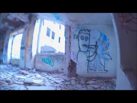 Sanatorio Psiquiatrico abandonado Madrid  Navacerrada bcnlegends gopro urban exploring urbex