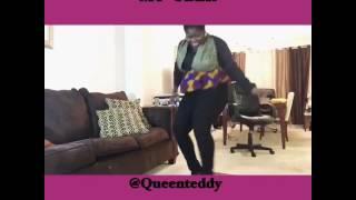 Yemi Alade - Tum Bum | Dancer: @queenteddy | Afro Beats
