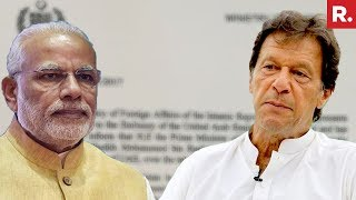 Republic TV Accesses Imran Khan's Letter To PM Narendra Modi