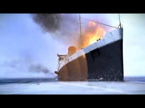 Queen Mary sinks FAST | Silent Hunter 5 |