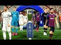 UEFA Champions League Final 2019 - Barcelona vs Real Madrid - El Clasico