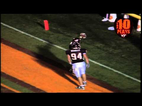 Top 10 - Plays in Virginia Tech Football History