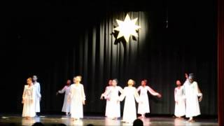 Christian School of Dance 2013 Christmas Dance Showcase